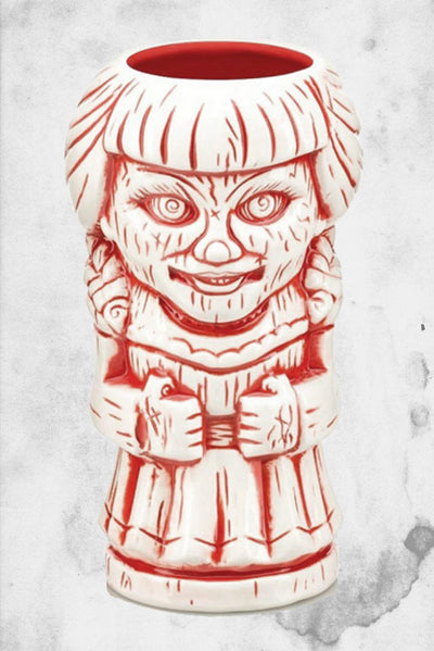 annabelle movie tiki mug horror