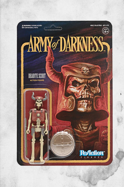 army of darkness evil dead deadite figure