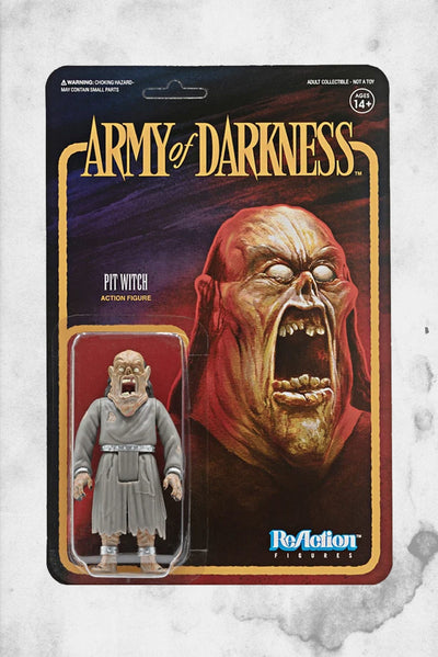 army of darkness pit witch zombie super 7 figure