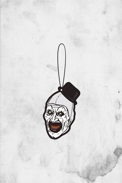 art the clown car air freshener