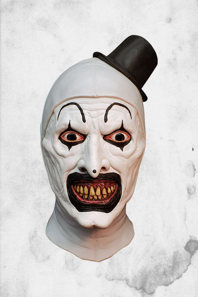 Art the Clown creepy halloween mask