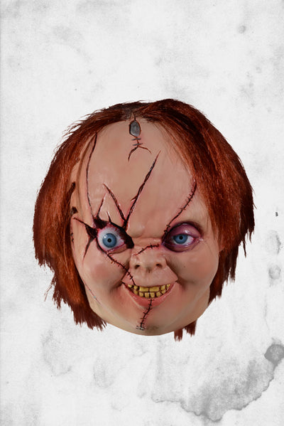 creepy chucky mask
