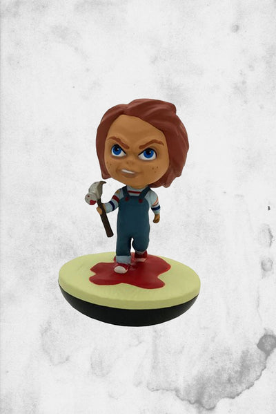 chucky evil doll toy vinyl collector