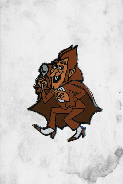count chocula enamel pin collector