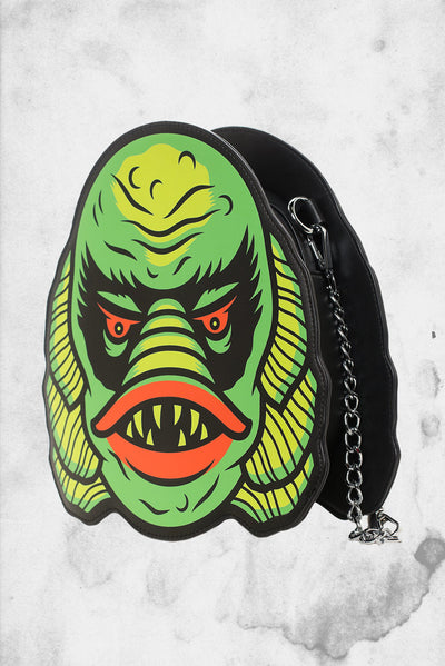 swamp creature black laggon universal monsters sourpuss bag