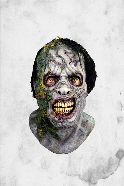 creepy zombie halloween mask walking dead