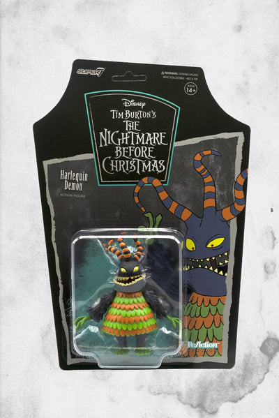 demon nightmare before christmas disney toy