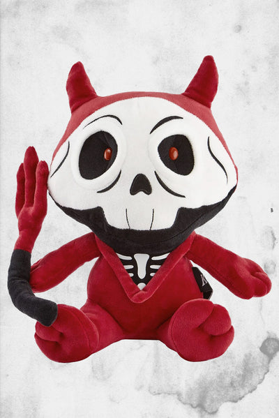 mini devil plush killstar doom