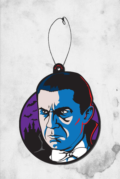 universal monsters dracula air freshener