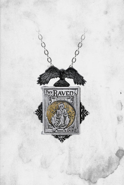 poe raven locket alchemy