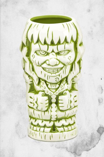 exorcist regan tiki mug classic horror