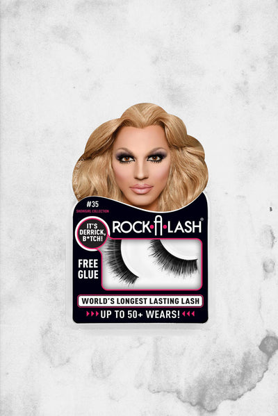it's derrick lash set rockstar wigs