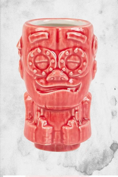 frankenberry tiki mug glass