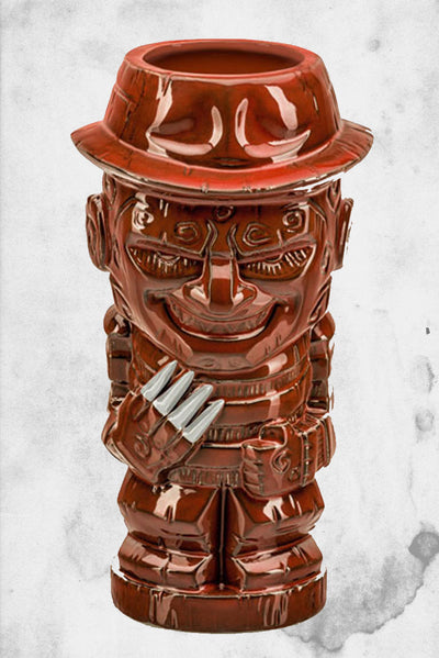 freddy nightmare on elm street geeki tiki