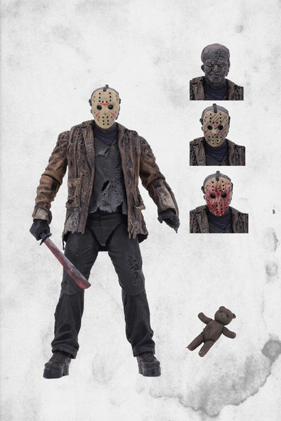 jason vorhees ultuimate neca figure jason vs freddy