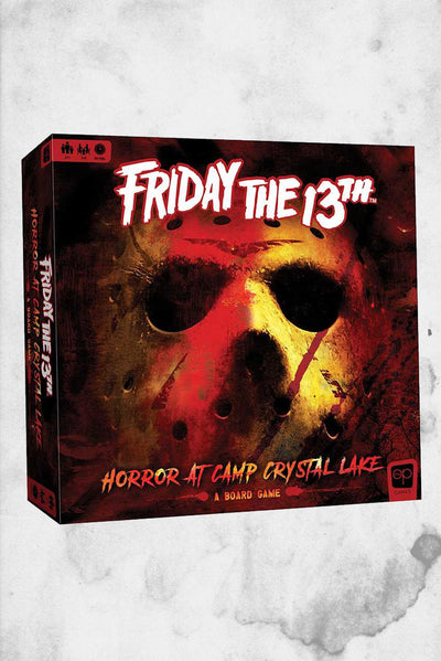 friday the 13th board game horror