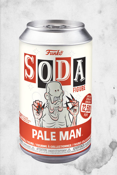 Pan's Labyrinth pale man funko soda can