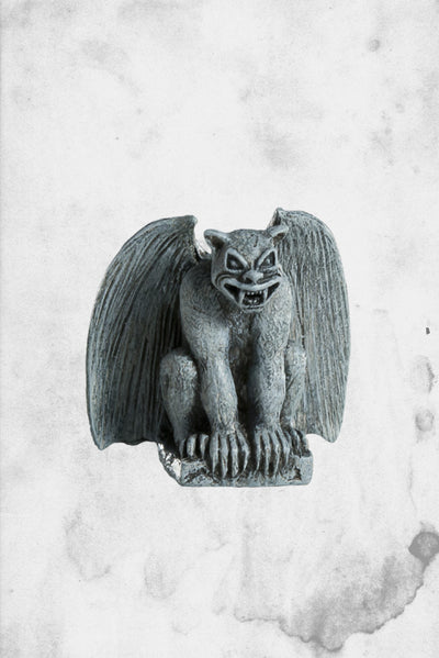 gargoyle christmas ornament horror