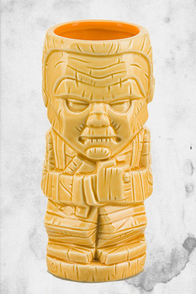 universal monsters mummy tiki tut geeki tiki mug
