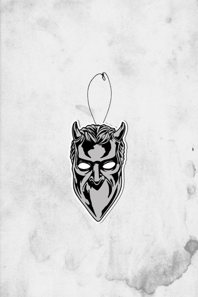ghost band air freshener