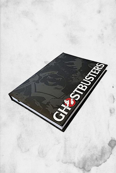 ghostbusters journal