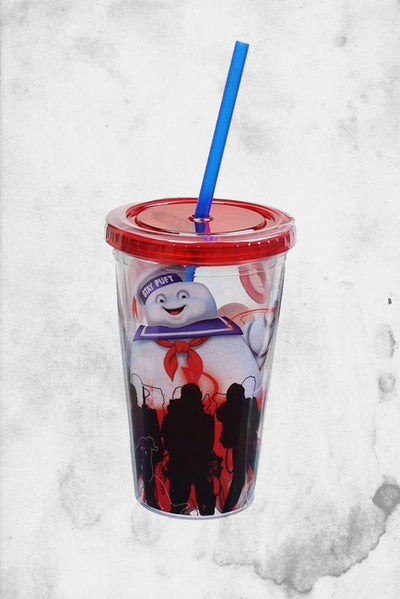 ghostbusters tumbler