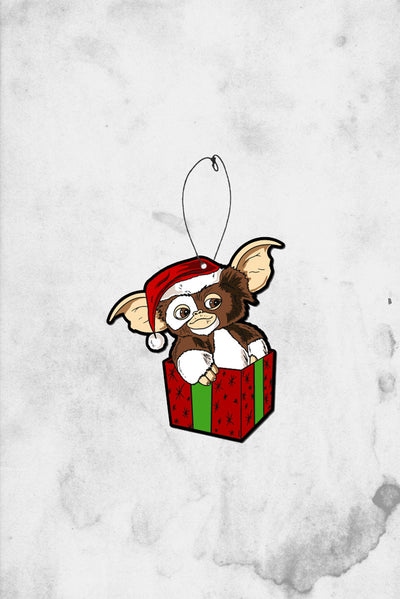 gizmo holiday fear freshener