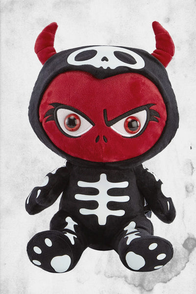 killstar plush gloom devil staffed animal