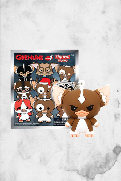 gremlins blind bag figure keychains