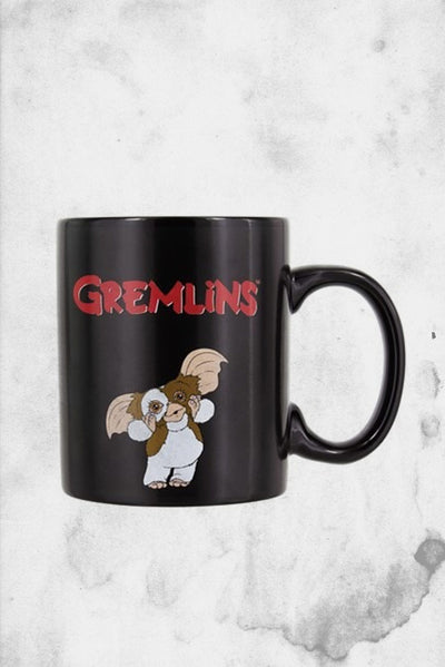 gremlins color changing coffee mug