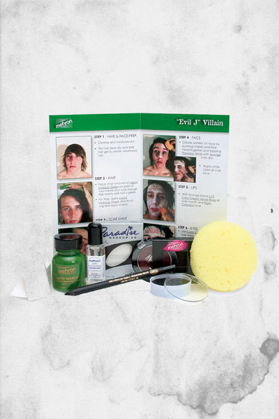 joker halloween makeup kit