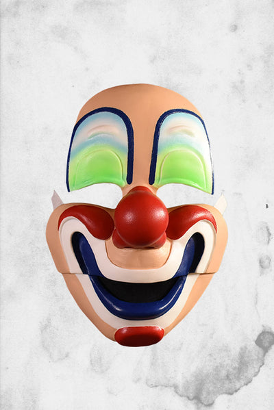 halloween michael meyers clown mask prop