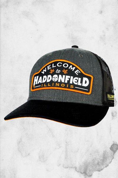 michael myers halloween haddenfield hat