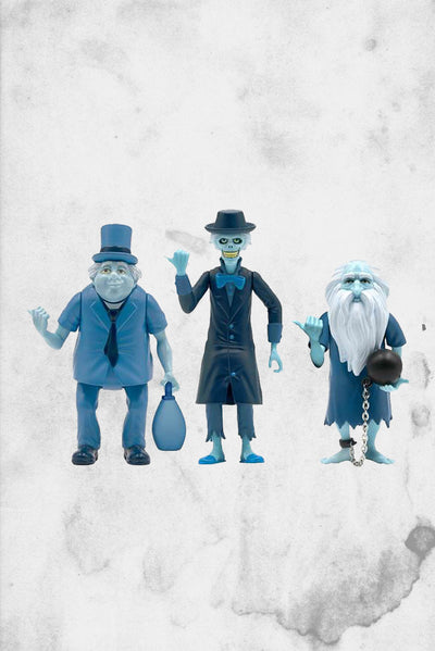 limited edition haunted mansion SDCC exclusive figures