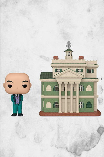 haunted mansion butler funko pop