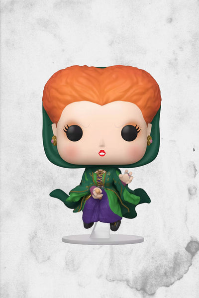 sanderson sisters flying funko series figure