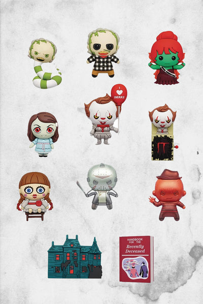 horror series 5 figures
