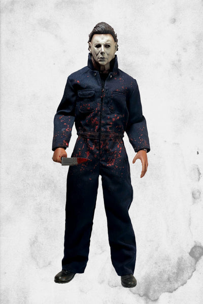 horror themed michael myers trick or treat studios figure