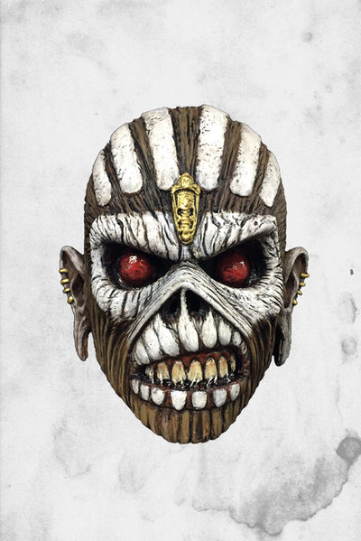 iron maiden halloween mask