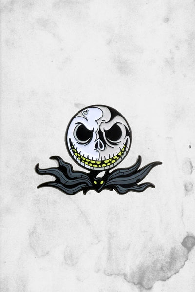 Jack Skellington Disney Enamel Pin
