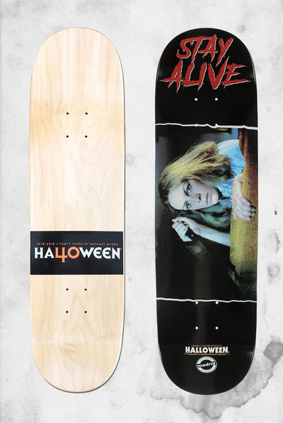 jame lee curtis halloween michael myers board