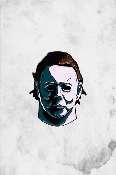 Michael Meyers Enamel Pin Collectible