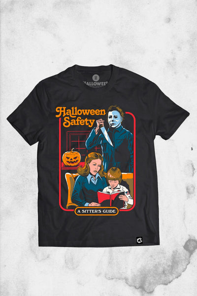 Halloween Safety Michael Myers Shirt