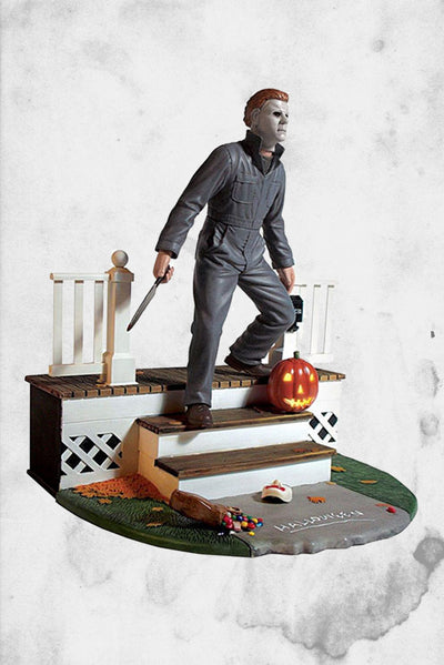michael myers model kit moebuis