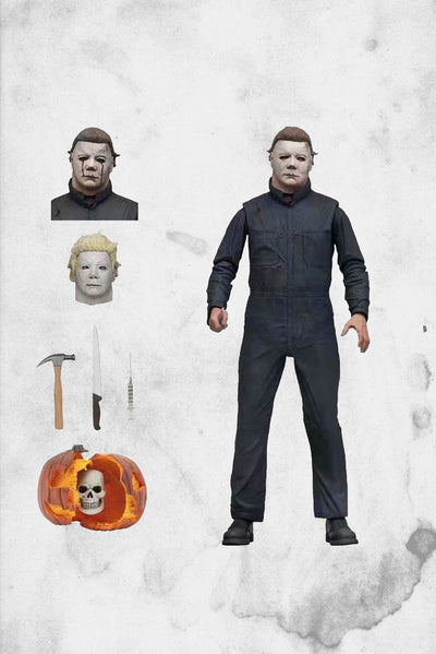 michael myers ultimate figure halloween