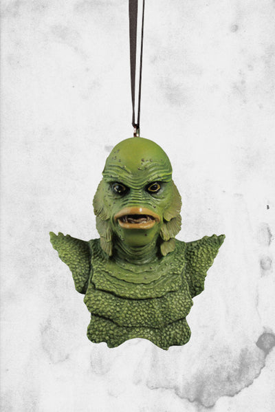 creature from black lagoon universal monsters Christmas ornament
