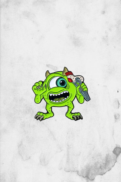 monsters inc mike pin