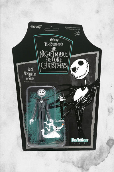 nightmare before christmas jack skeleton figure