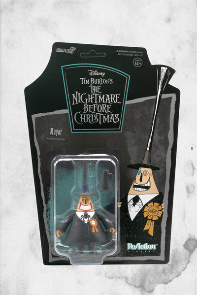 nightmare before christmas mayor figure