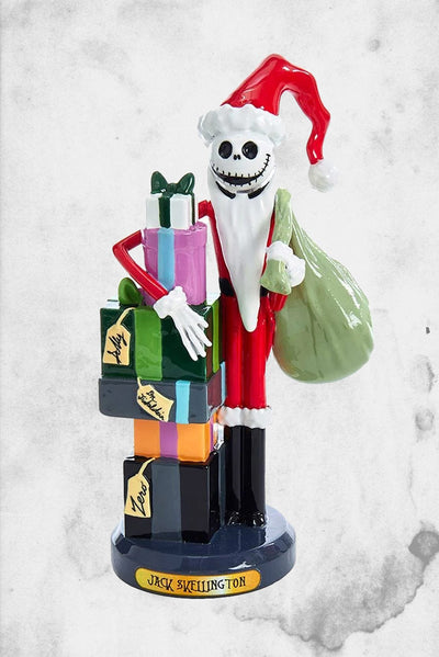 nightmare before christmas disney jack skeleton nutcracker